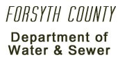 Forsyth County Department of Water & Sewer
